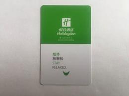 Holiday Inn Macao - Hotel Keycards