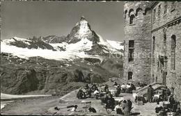 11671798 Zermatt VS Kulmhotel Gornergrat Matterhorn - Zonder Classificatie