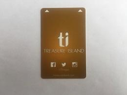 Treasure Island USA - Hotelkarten