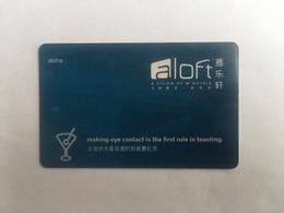 Aloha China - Hotel Keycards