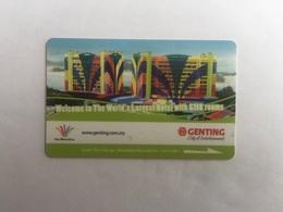 Getting Hotel Malaysia - Hotelkarten