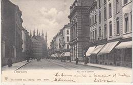 Leuven - Stationstraat - Uitg. Dr. Trnkler Co, Leipzig 1904 Nr 24.559 - Leuven