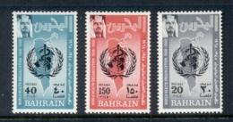 Bahrain 1968 WHO 20th Anniv. MUH - Bahrain (1965-...)