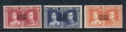Cook Is 1937 Coronation MUH - Cook Islands