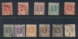 Nigeria 1914-33 KGV Portrait Asst FU - Nigeria (1961-...)
