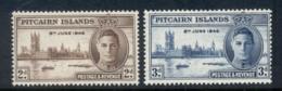 Pitcairn Is 1946 Victory MUH - Pitcairn Islands