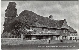 Pevensey The Mint House 2 Postcards - Other
