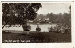 Virginia Water The Lake - Surrey