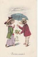 Teckels Humanisés.Parapluie. - Hunde