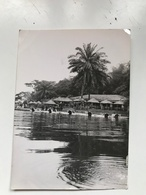 Carte Postale Ancienne (1969)  KIMWENZA- LEOPOLD VILLE Lac De Ma Vallée - Kinshasa - Léopoldville