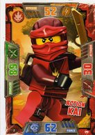 Trading Card Carte Lego Ninjago 2017 N° 2 - Trading Cards