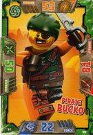 Trading Card Carte Lego Ninjago 2017 N° 97 - Trading Cards