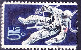 USA - Raumausstieg Des Astronauten E. H. White (MiNr: 930) 1967 - Gest Used Obl - United States