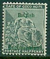 "1897-""British Bechuanaland"" MH * - Stamps"