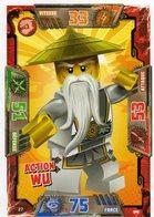 Trading Card Carte Lego Ninjago 2017 N° 27 - Trading Cards