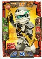 Trading Card Carte Lego Ninjago 2017 N° 18 - Trading Cards