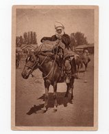 Karakol. People Types. Arrival From The Market. - Kyrgyzstan