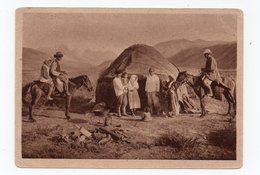 Karakol. People Types. Departure To Mountains. - Kirghizistan