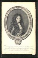CPA Portrait De Henri-Jules De Bourbon Von Frankreich, Prince De Conde, 1645-1709 - Familles Royales