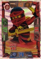 Trading Card Carte Lego Ninjago 2017 Brillante N° 3 - Trading Cards