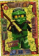 Trading Card Carte Lego Ninjago 2017 Brillante Rare  N° LE3 - Trading Cards