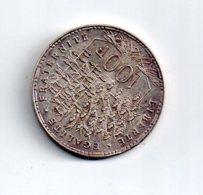 Pièce De 100 Francs De 1982 -voir état - - France