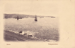 CPA - VALPARAISO - Bahia - Chili