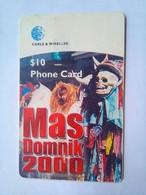 EC$10 Mas Domnick 2000 - Dominica