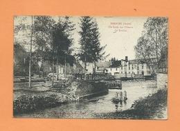 CPA - Essoyes  -  (Aube) - Un Coin Sur L'Ource - Le Moulin - Essoyes