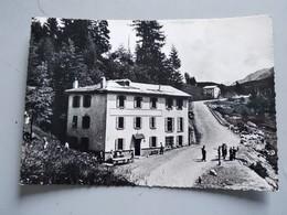 CARTOLINA PONTEDILEGNO - CASA ALPINA G.I.A.C. - Brescia
