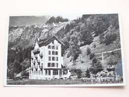 MONTROC : Hôtel BEL-ALP ( Tairraz ) Anno 1987 ( Voir Photo ) ! - Autres Communes