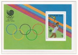 Antigua-Barbuda 1988 Olympic Games In Seoul - Souvenir Sheet MNH/** (M25) - Sommer 1988: Seoul