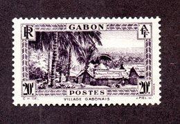 Gabon N°146 N* TB Cote 55 Euros !!! - Gabon (1886-1936)