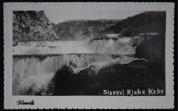 Croatia - Šibenik, Slapovi Rijeke Krke, Year 1940 - Croatia