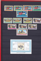 Palestine Athority Collection In 11 Scans,all Compl.sets MNH-incl.s.sheets,Booklets,many Topicals RED. PRICE- SKILL PAY - Palestine