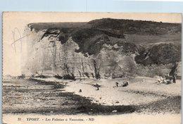 76 YPORT - Les Falaises à Vaucottes - Yport