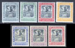 Barbade 1905 Yvert 76 / 82 * TB Charniere(s) - Barbados (...-1966)
