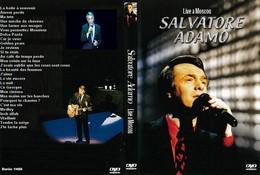 DVD ADAMO LIVE A MOSCOU - Concert En Muziek