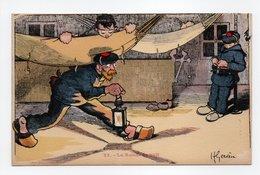 - CPA GERVESE (illustrateurs) - La Ronde De Nuit - Série NOS MARINS N° 22 - Edition Raffaelli - - Gervese, H.