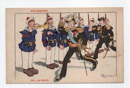 - CPA GERVESE (illustrateurs) - La Garde - Série NOS MARINS N° 60 - Edition Raffaelli - - Gervese, H.