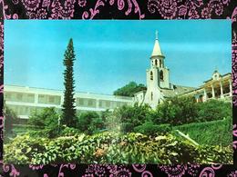 MACAU SANTA ROSA CHURCH POST CARD - PRIVATE PRINTING - Cartes Postales