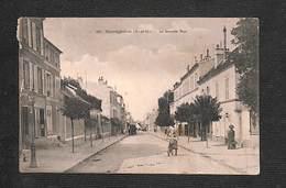 91 - MONTGERON - La Grande Rue - RARE - Montgeron