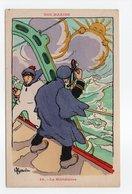- CPA GERVESE (illustrateurs) - La Méridienne - Série NOS MARINS N° 53 - Edition Raffaelli - - Gervese, H.