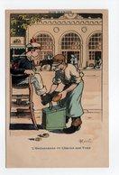 - CPA GERVESE (illustrateurs) - L'Ordonnance Ou Chacun Son Tour - Série NOS MARINS - Edition Raffaelli - - Gervese, H.