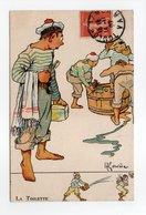 - CPA GERVESE (illustrateurs) - LA TOILETTE - - Gervese, H.