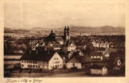 Kempten,  Gesamtansicht, 1926 - Kempten