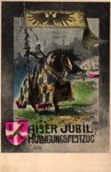 Wien, Kaiser Jubiläum, Huldigungsfestzug, 1908 - Wien