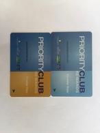 Holiday Inn  Tianjin China - Hotel Keycards