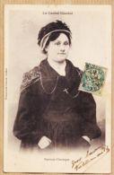 X15080 Paysanne D' AUVERGNE 1900s Le CANTAL ILLUSTRE  Photographie CASTANIE AURILLAC - Zonder Classificatie