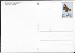 DANIMARCA - POSTKARTEN (MICHEL P 287) NUOVA - Interi Postali